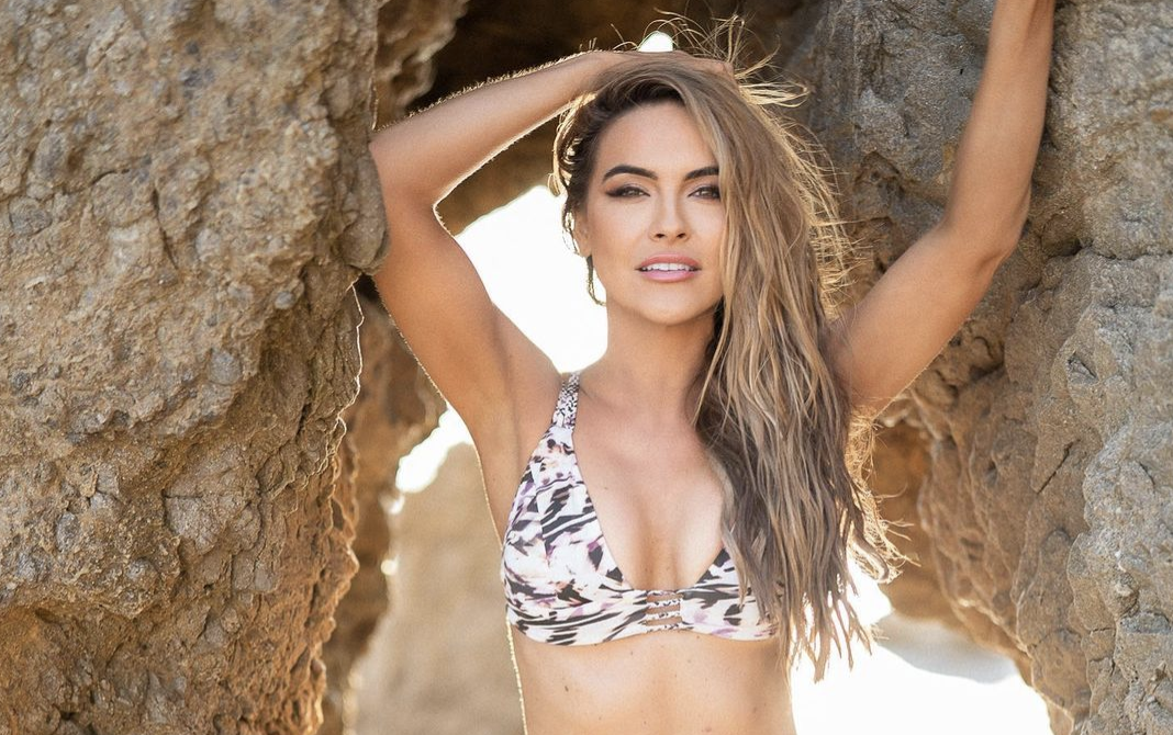 Chrishell Stause, 39, shares bikini 'thirst trap' with important message: 'Worth a shot!'