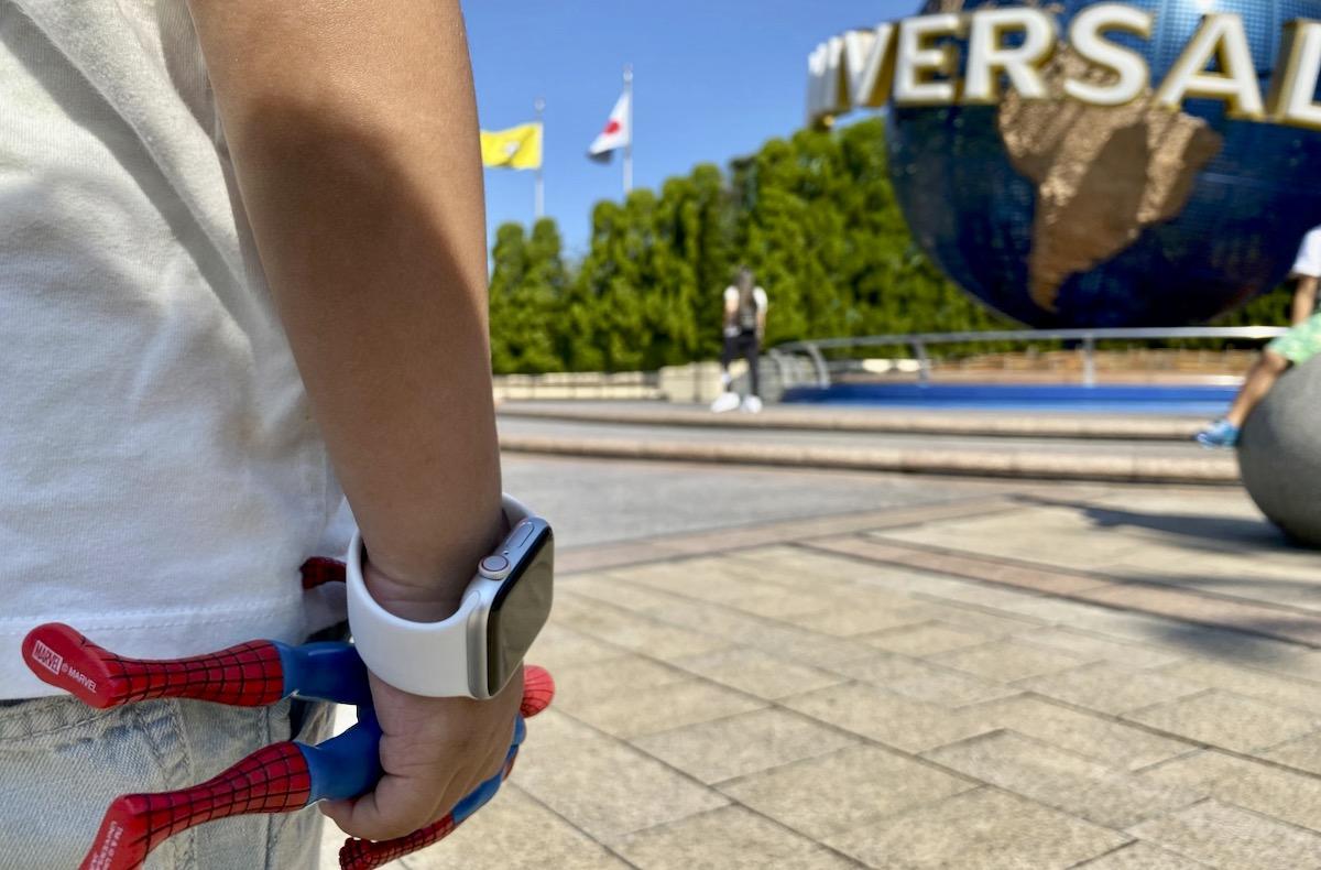 Apple Watchが「子供用ケータイ」になる新機能、迷子防止に便利(石川温) - Engadget 日本版