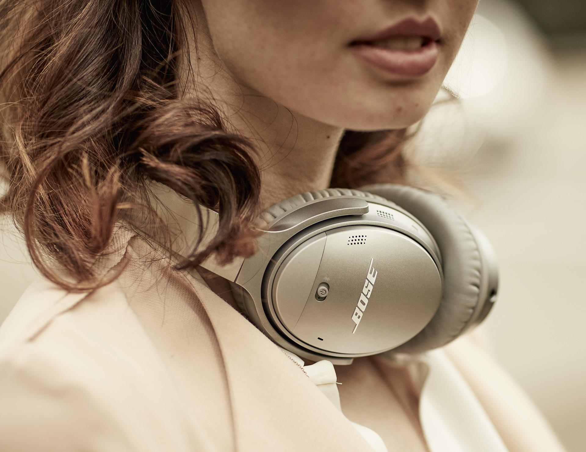Bose QuietComfort 35 II headphones