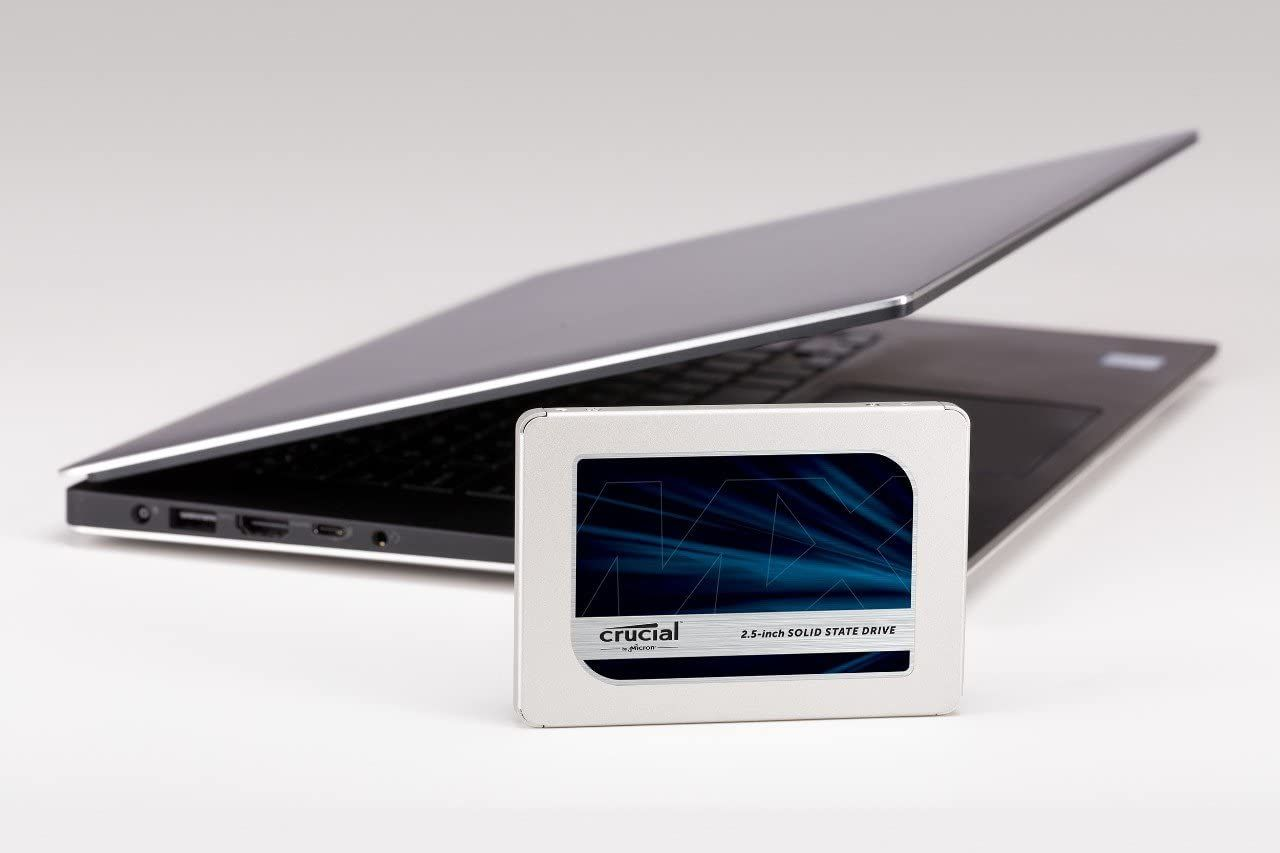 Crucial's 1TB MX500 internal SSD is on sale for $85 right now