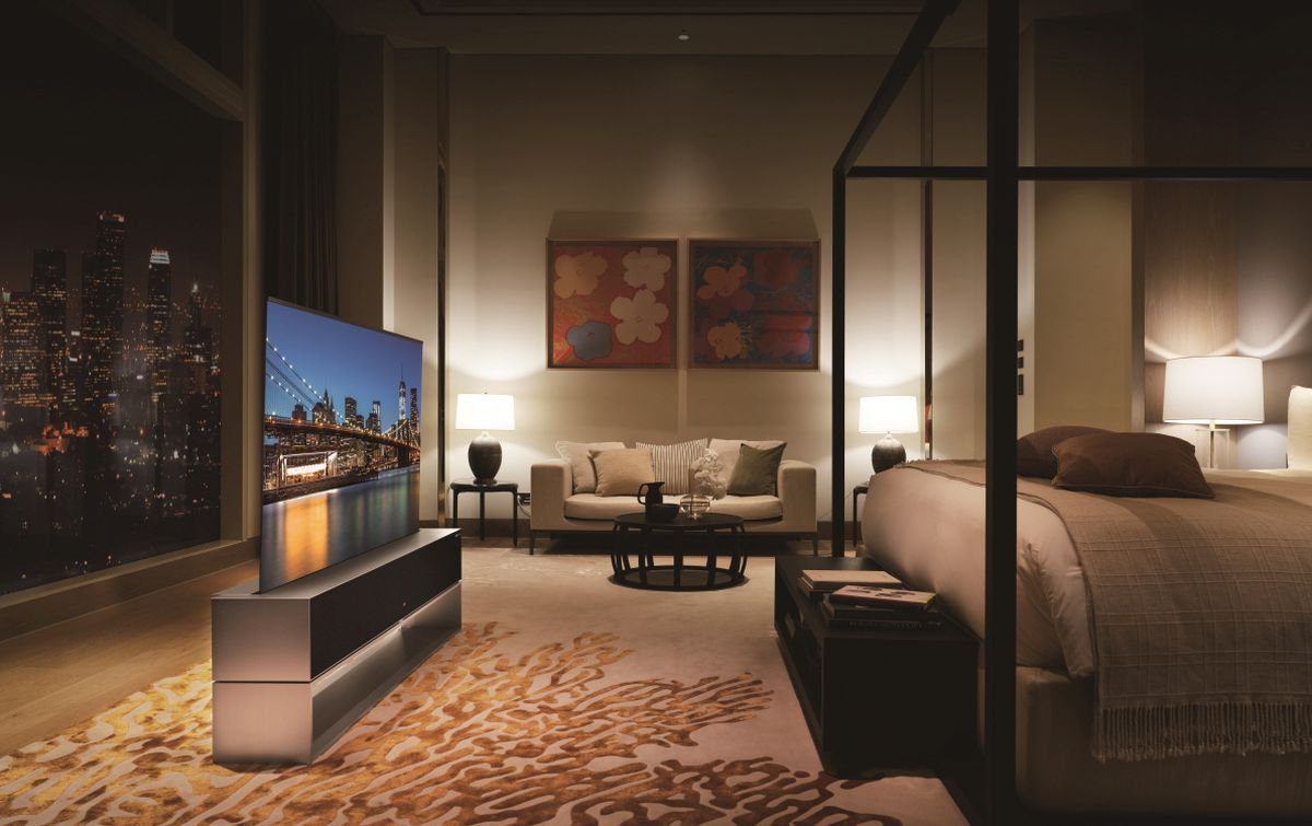 The Morning After: LG's $87,000 4K TV