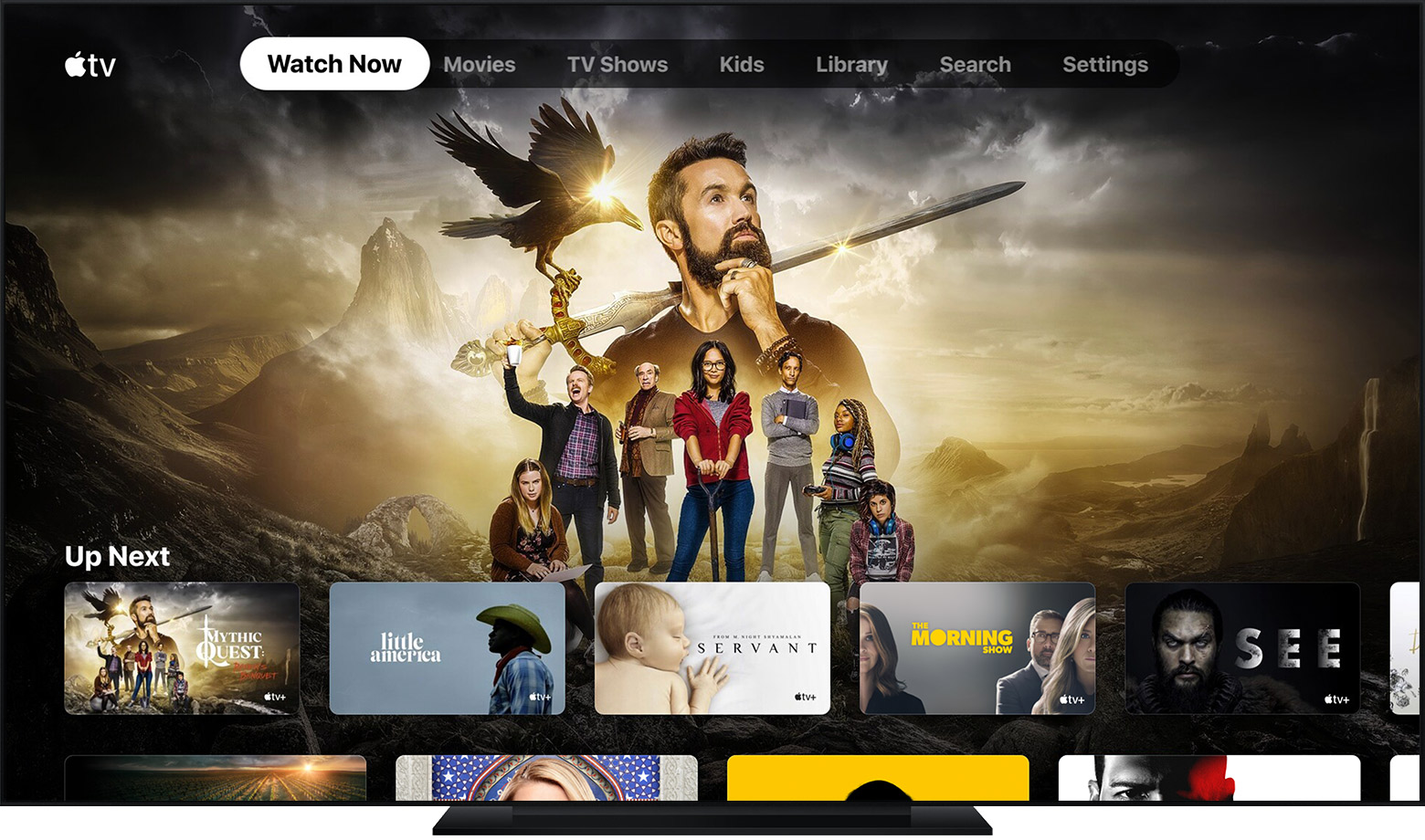 The Apple TV app comes to Sony's Android TVs