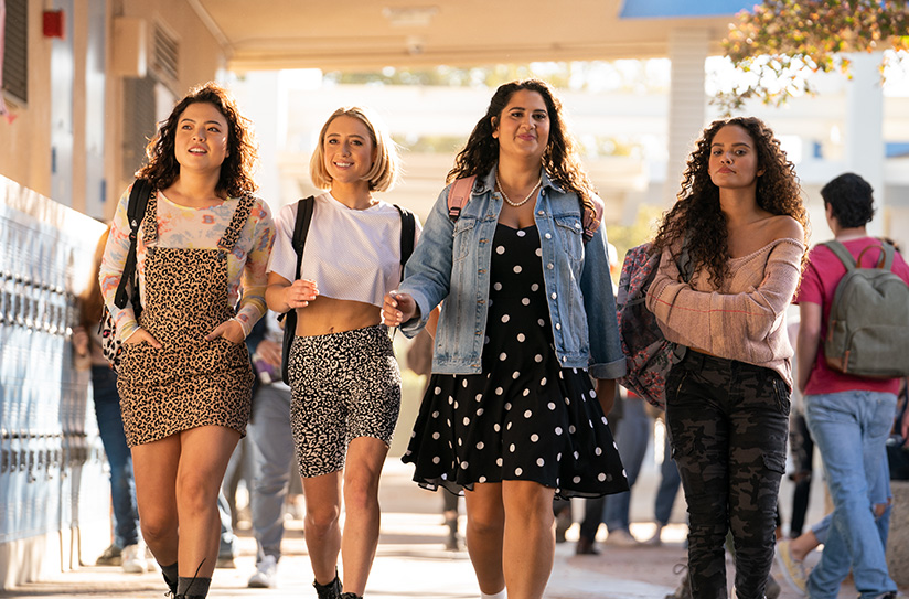 Why the latest American Pie movie Girls Rule cut a