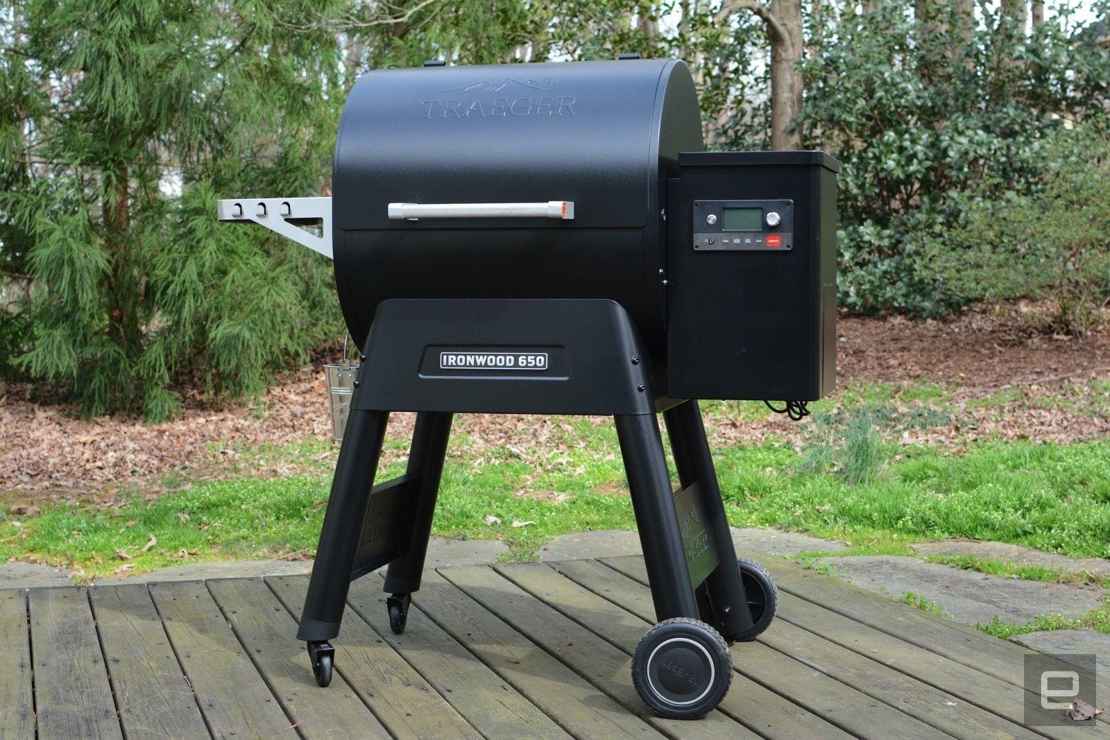 Traeger Ironwood 650