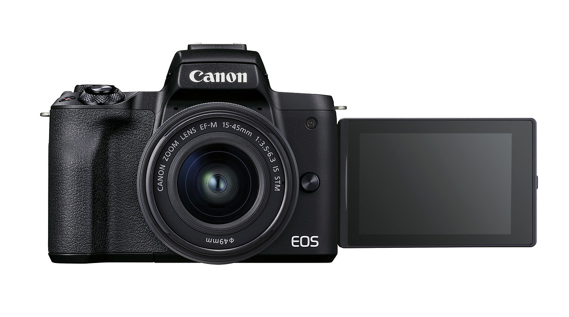 Canon makes its EOS Mark II camera more compelling for vloggers