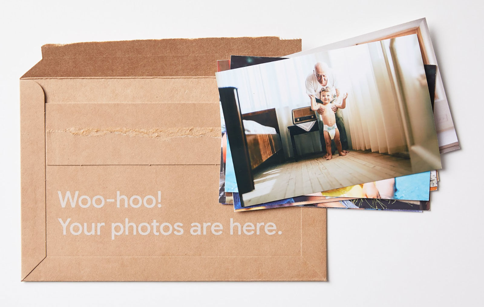 Google Photo Premium Print Series