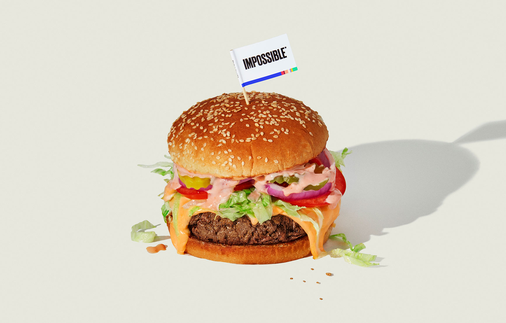 Impossible Foods is working on plant-based milk that tastes like the real thing