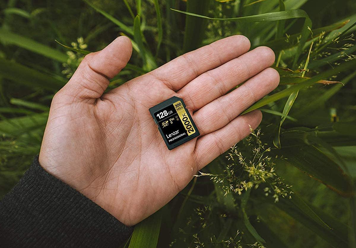 Amazon'un bir günlük satışı, Lexar microSD kartlarında yüzde 35'e varan indirim sağlıyor | Engadget
