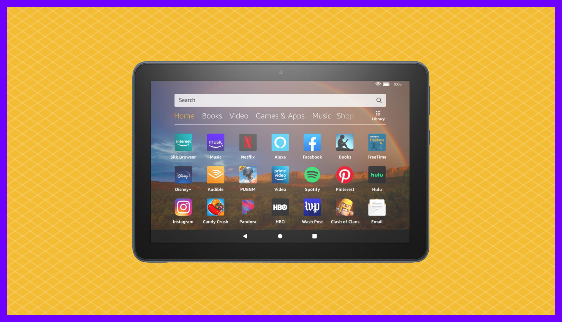 Quick! HSN has the Amazon Fire HD 8 Plus for the lowest price on the internet right now—grab it for