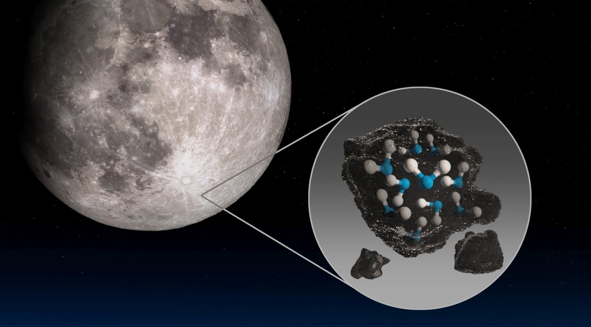 The Morning After: NASA detected water on the Moon's sunlit side – Yahoo Finance Australia
