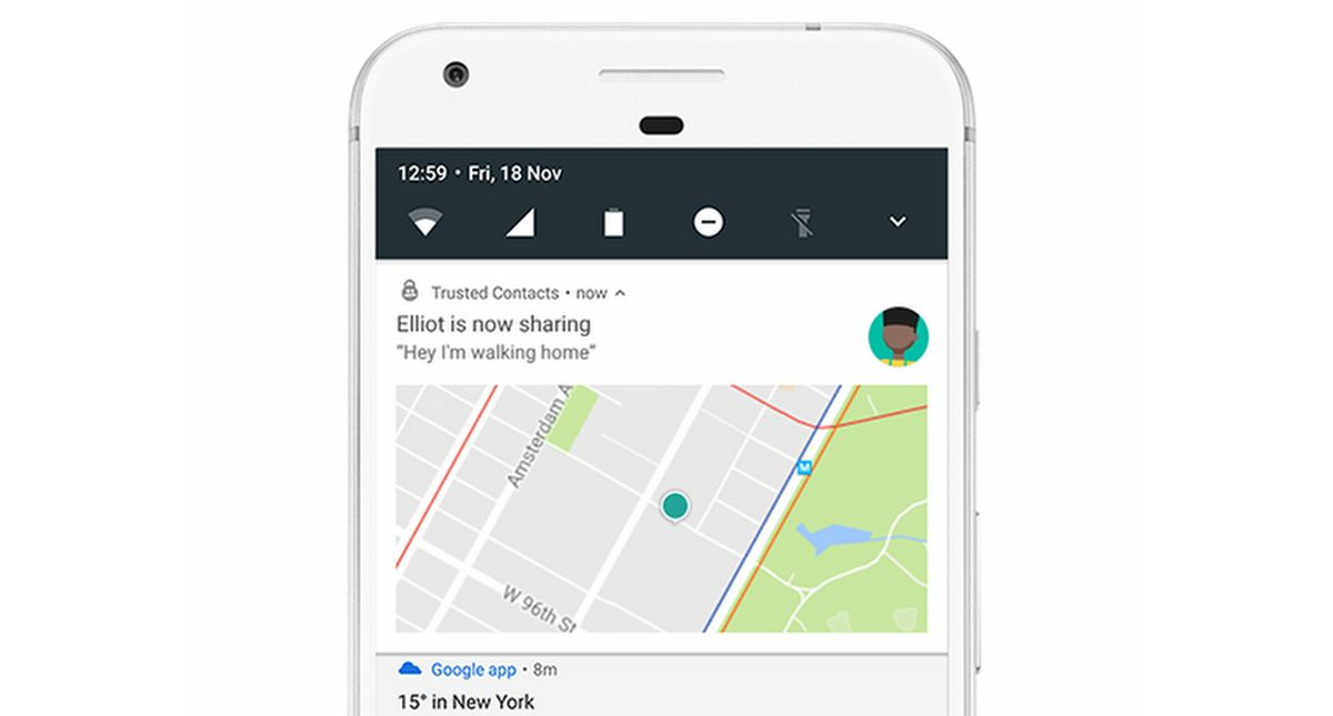 photo of Google pulls the plug on its Trusted Contacts app image