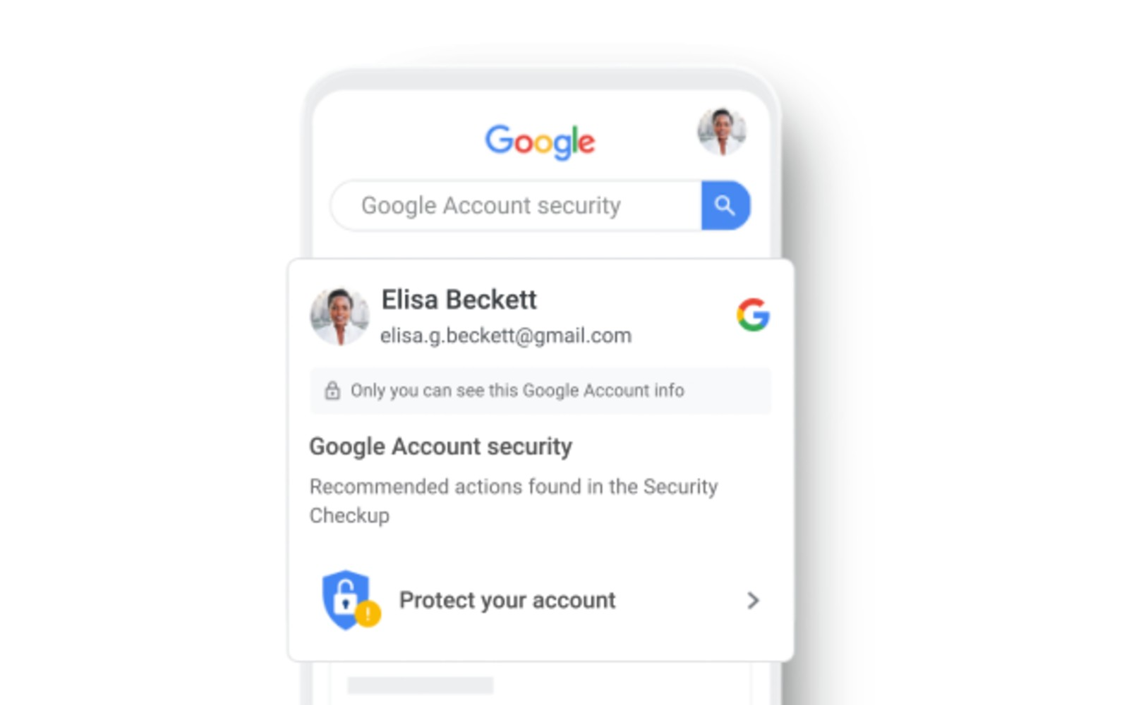 Google apps will add notifications for 'critical' security issues