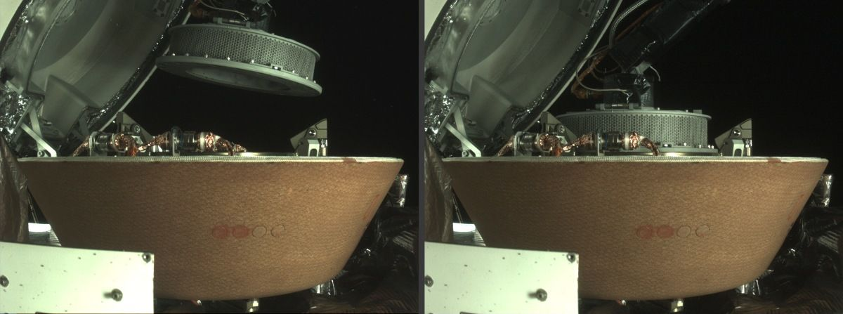 OSIRIS-REx capsule