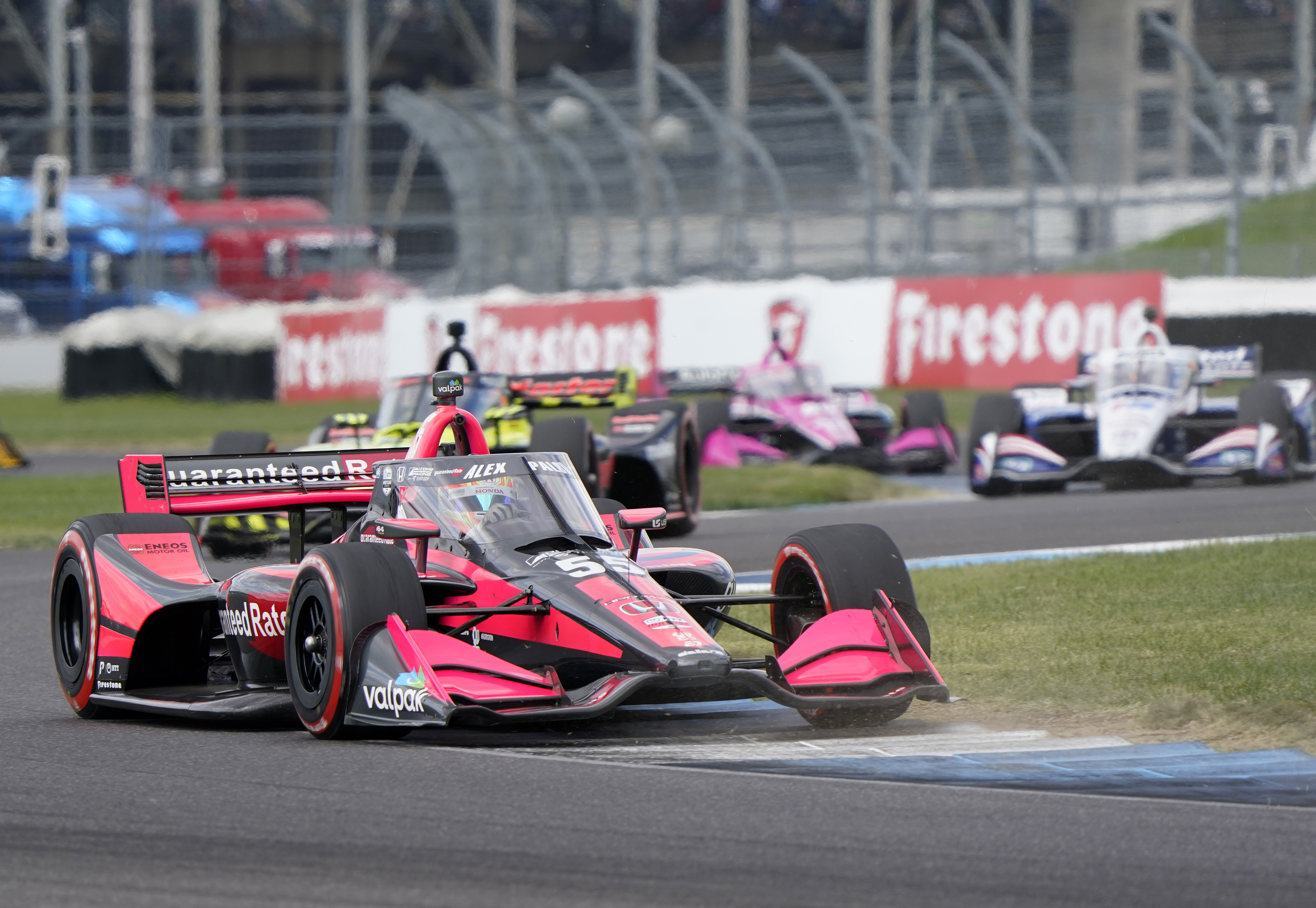 IndyCar delays hybrid racers to 2023