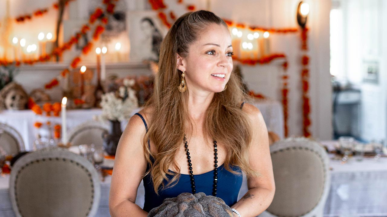 What is Dia de los Muertos? Chef Marcela Valladolid shares how she celebrates this post-Halloween occasion