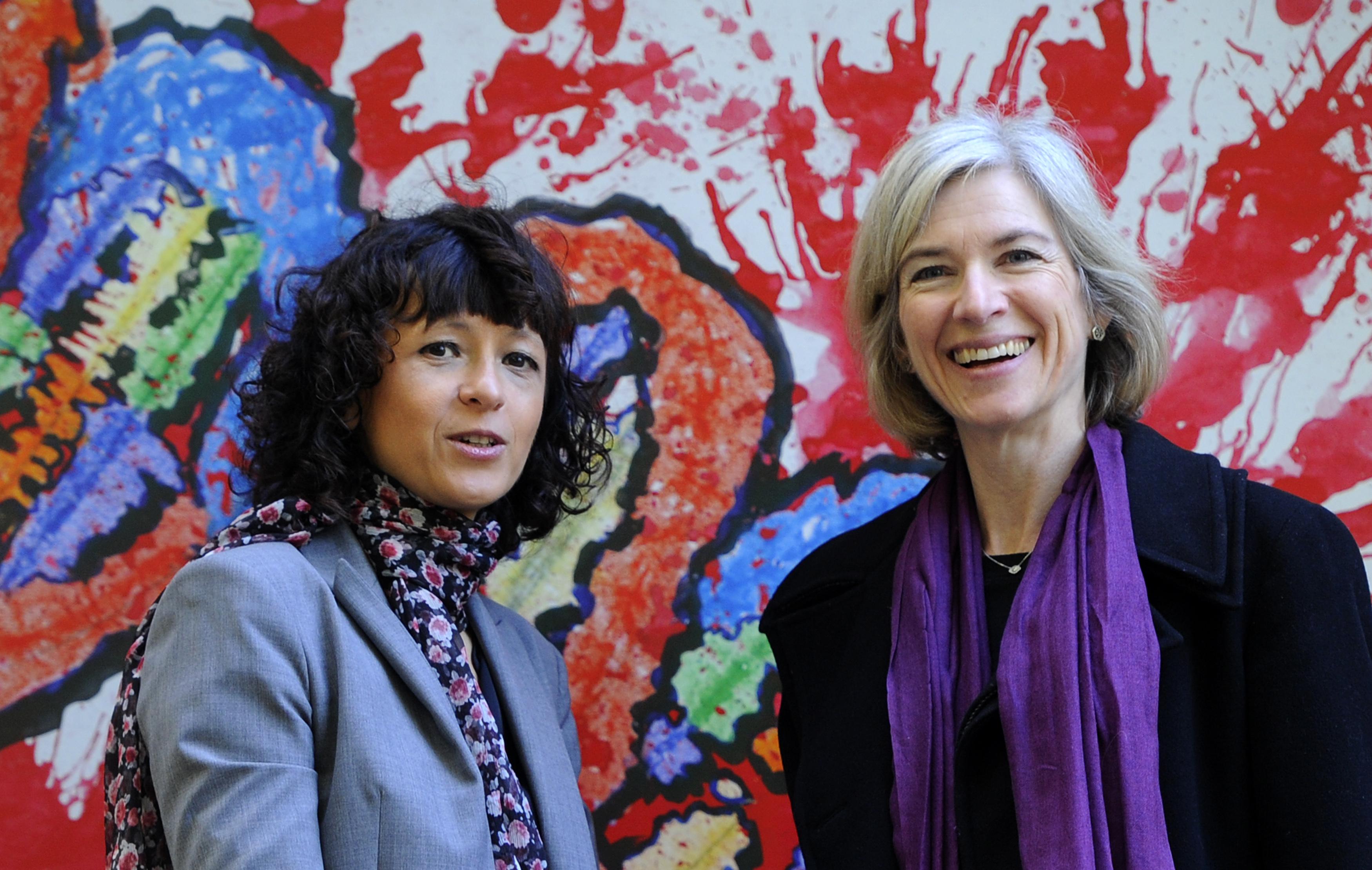 CRISPR gene editing pioneers win the 2020 Nobel Prize in Chemistry