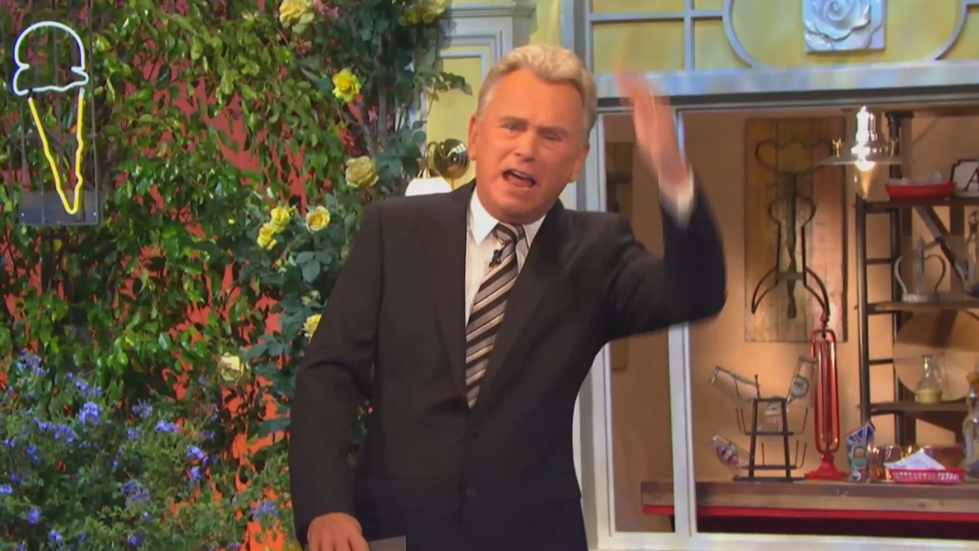 Pat Sajak apologizes for yelling at 'ungrateful' contestant on 'Wheel of Fortune': 'I finally snapped'