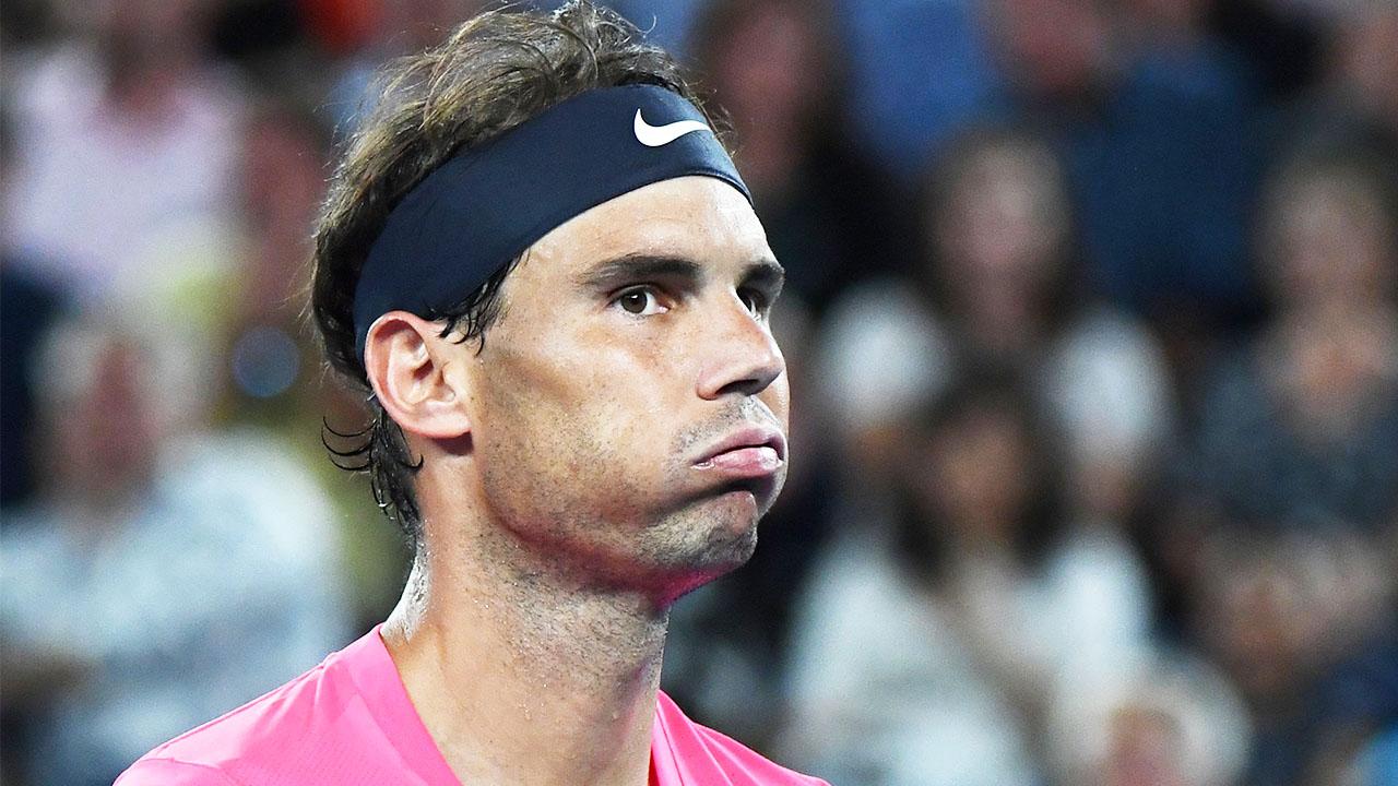 'Patience': Rafa Nadal weighs in on Australian Open turmoil