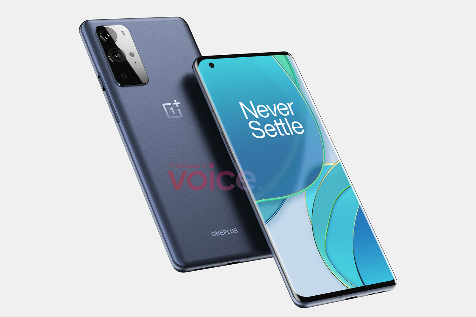 photo of OnePlus 9 Pro leak hints the curved screen is here to stay image