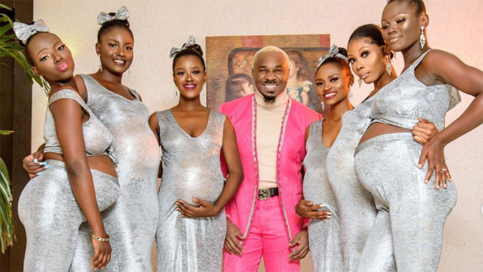 Influencer playboy, 'Pretty Mike', gets six women pregnant at the same time