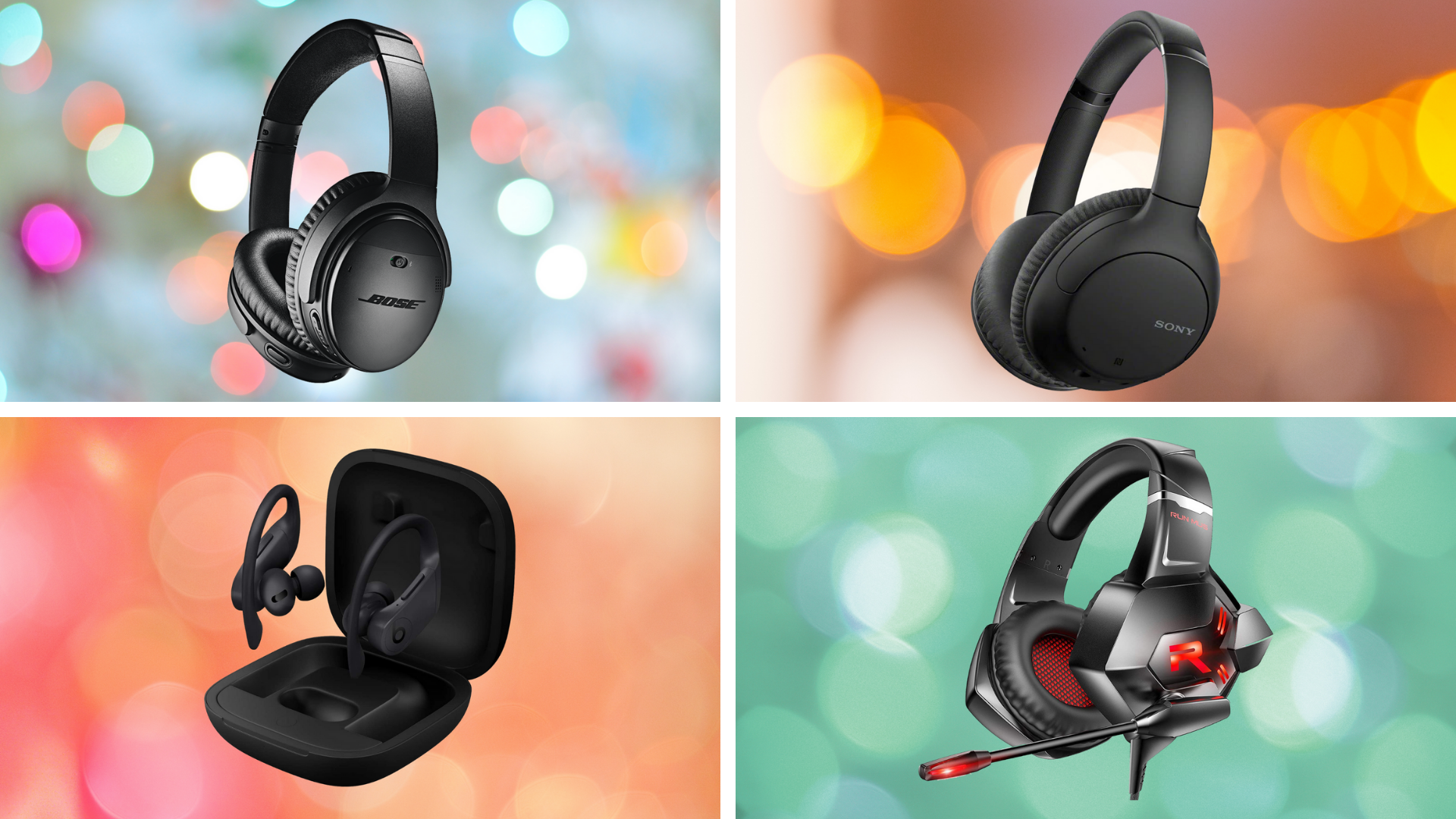 The best headphones deals on Amazon are still going strong—from Bose to Sony