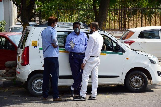 india ride sharing