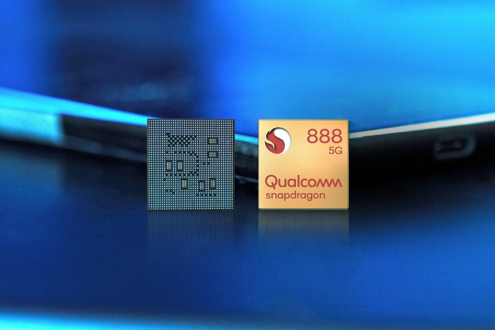 The Snapdragon 888 is Qualcomm's latest premium CPU for smartphones