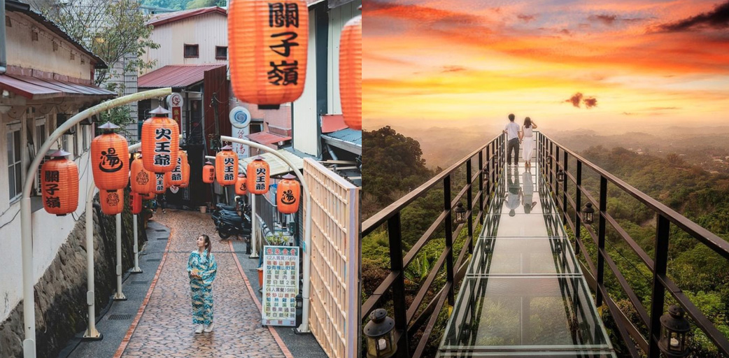 關子嶺溫泉季好日系!泡湯、看夕陽、天空步道美拍小旅行跟我這樣玩