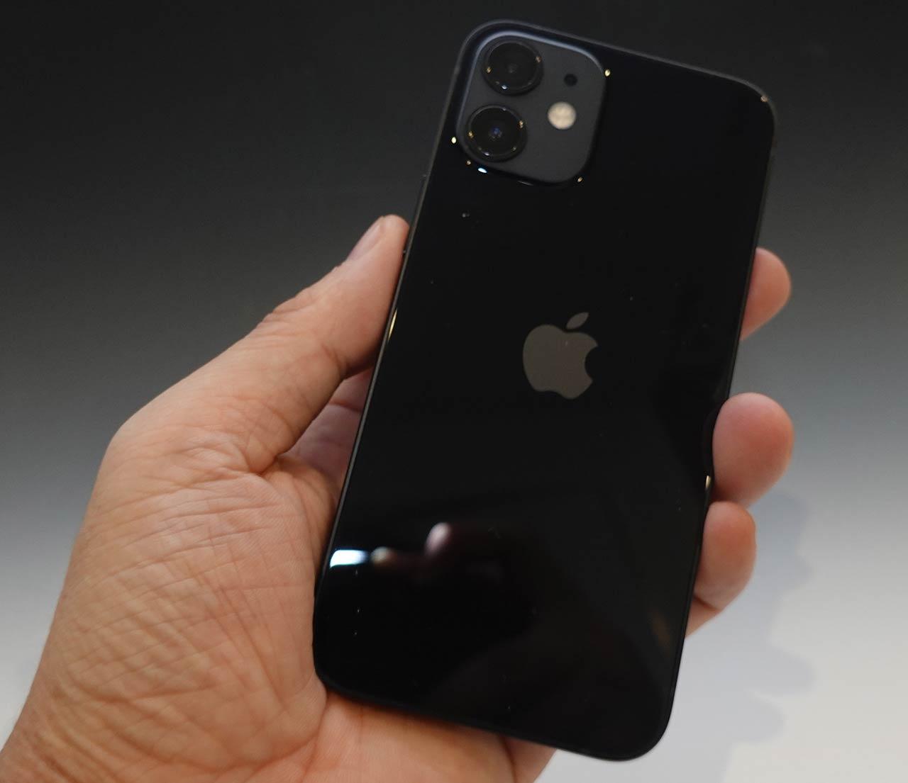 Mini アイフォン 12