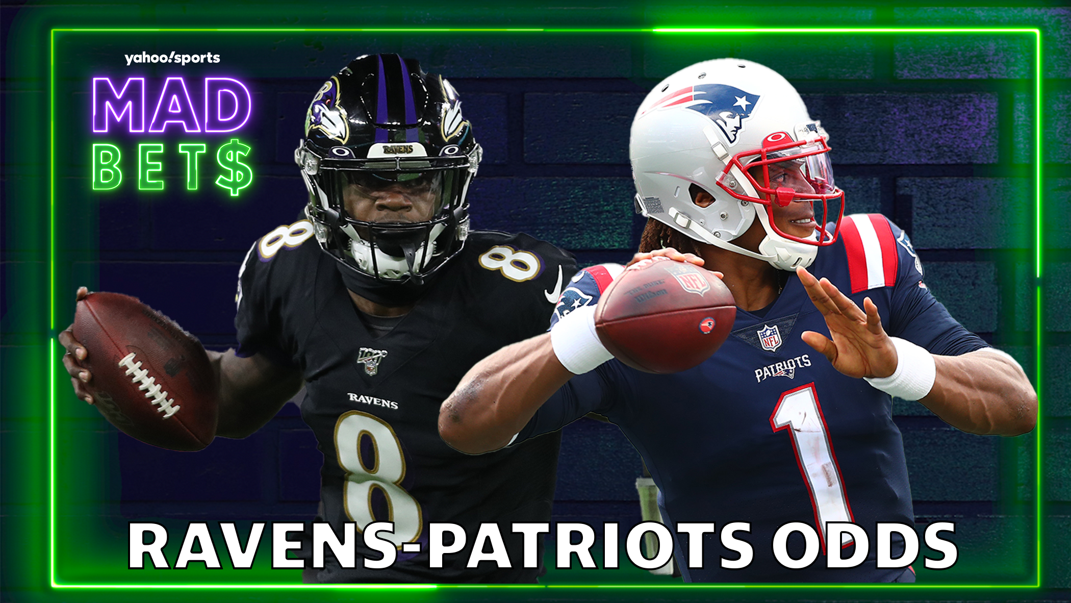patriots ravens line betting explained