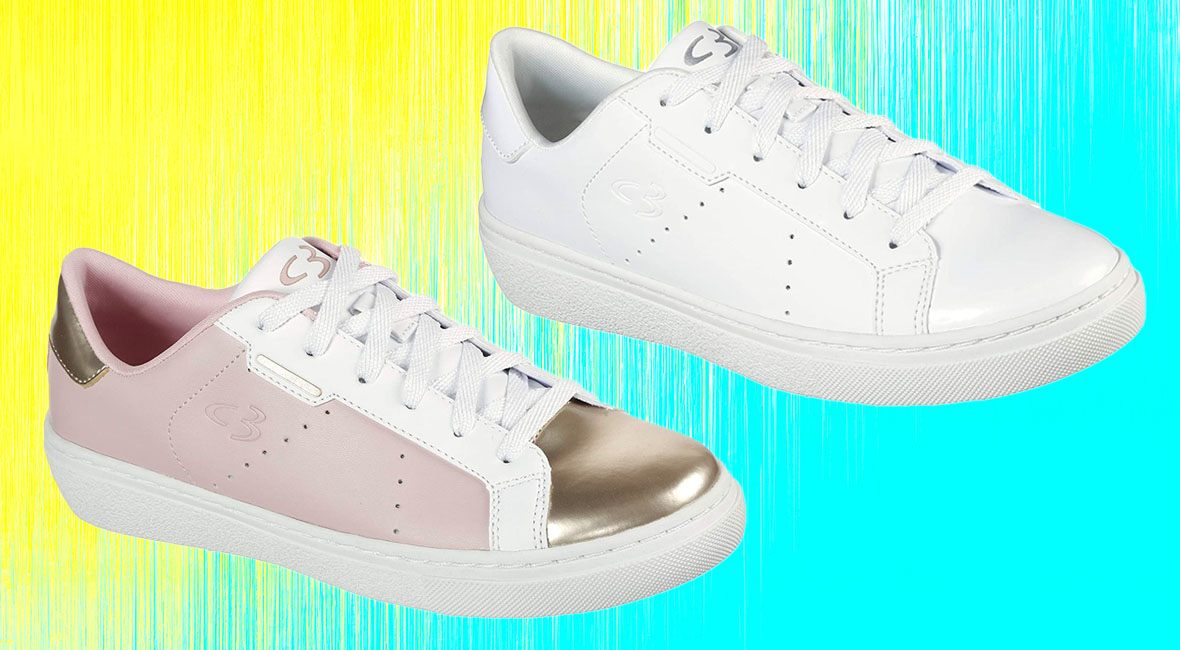 Nurses and Amazon shoppers alike adore these Skechers tennis shoes—20 percent off for Cyber Monday