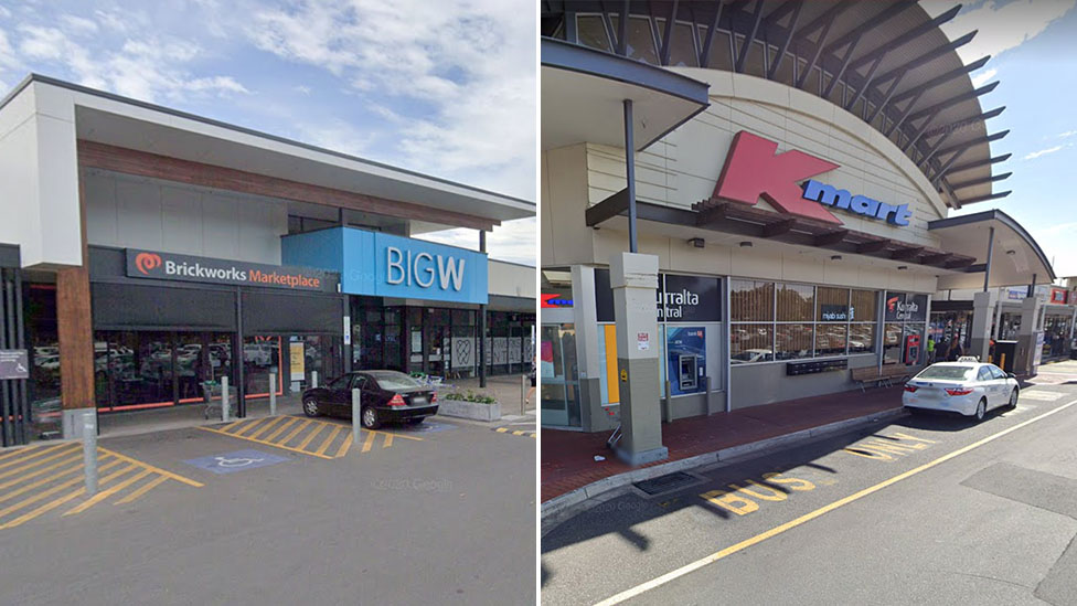 Kmart and Big W shoppers at risk after man breaks Covid-19 quarantine – Yahoo News Australia