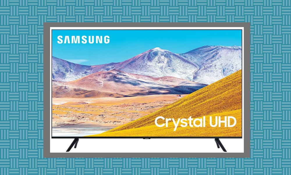 Save $300 off this 'absolutely beautiful' 75-inch Samsung TV at Amazon, today only