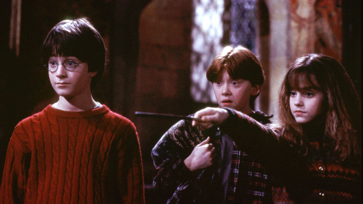 Chris Columbus thought he was going to be fired as 'Harry Potter' director