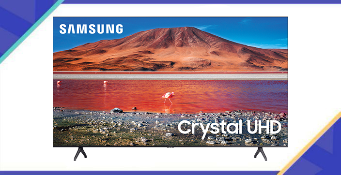 The 65-inch Samsung TV of your dreams for only $478, plus 7 more of today's best Walmart deals