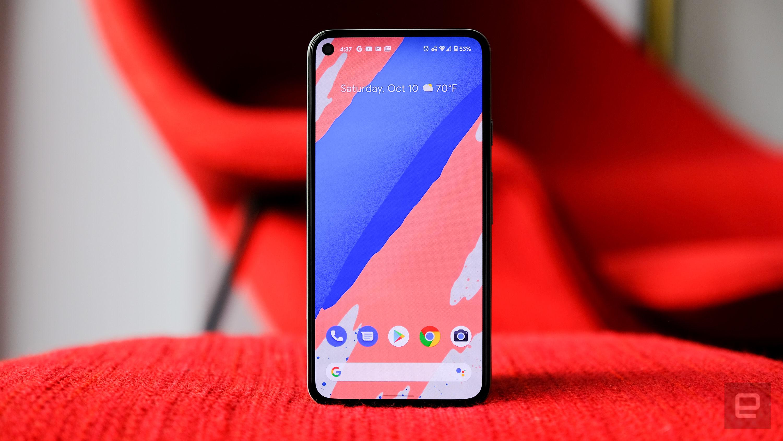 Google 称 Pixel 5 用户回报的屏幕缝隙問题「实属正常」