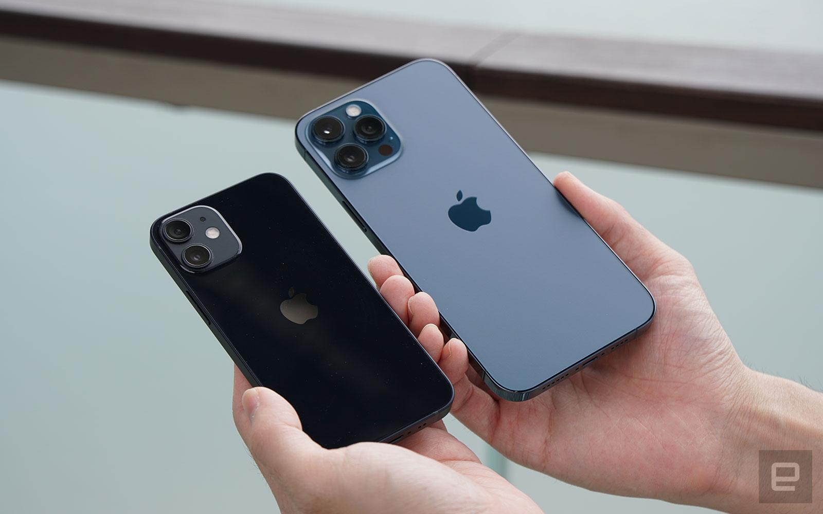 iPhone 12 Pro Max,iPhone 12迷你