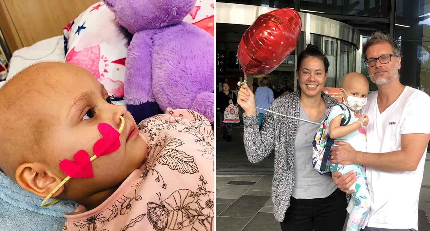 'Devastating' diagnosis after little girl's beach play date – Yahoo News Australia