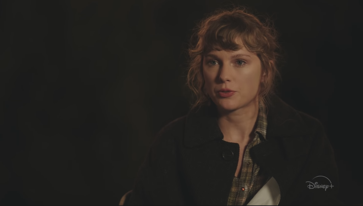 Disney+ will debut a Taylor Swift 'Folklore' concert film this week