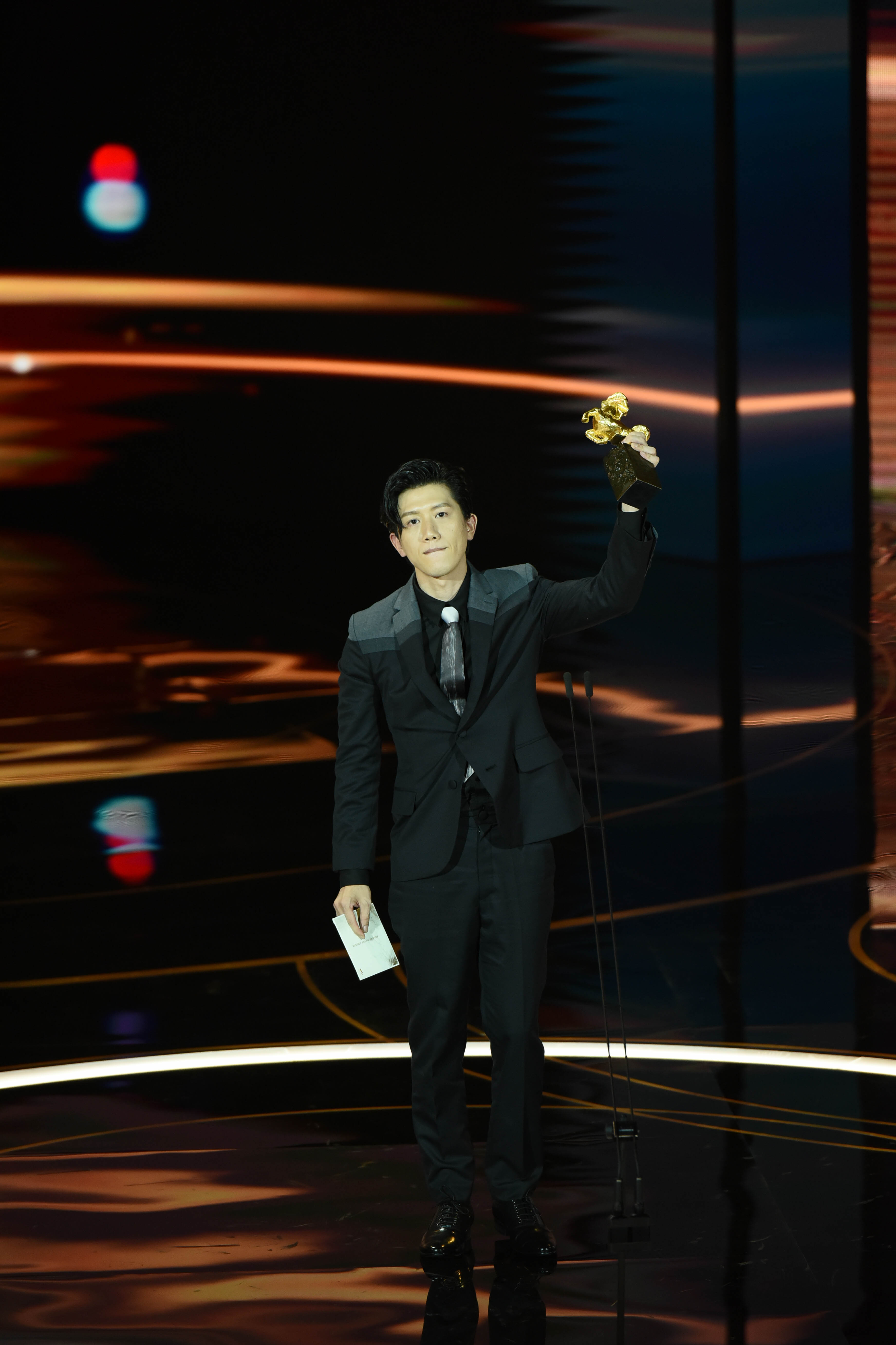 第五十七屆金馬獎 最佳男主角_莫子儀|《親愛的房客》