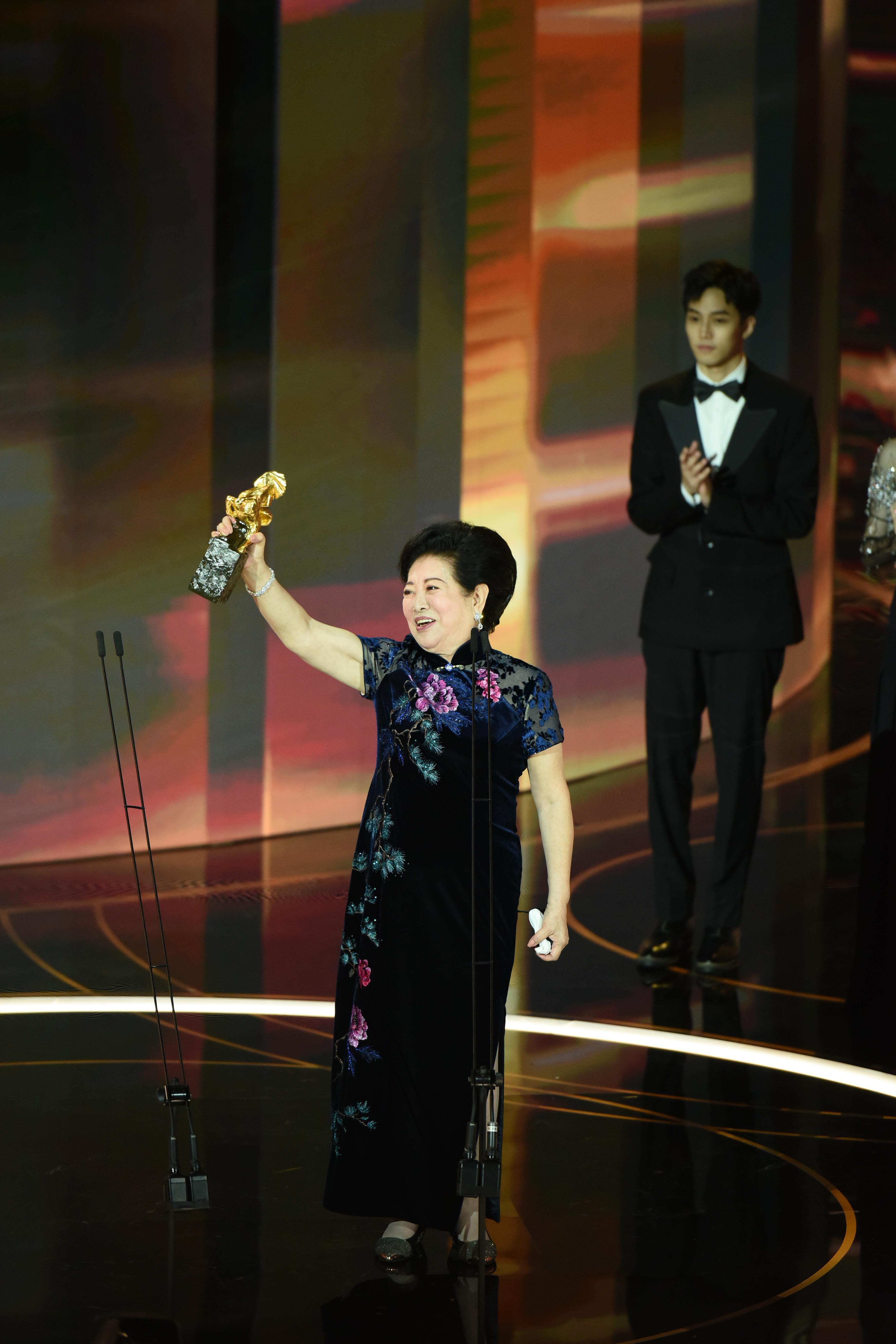 第五十七屆金馬獎 最佳女配角_陳淑芳|《親愛的房客》