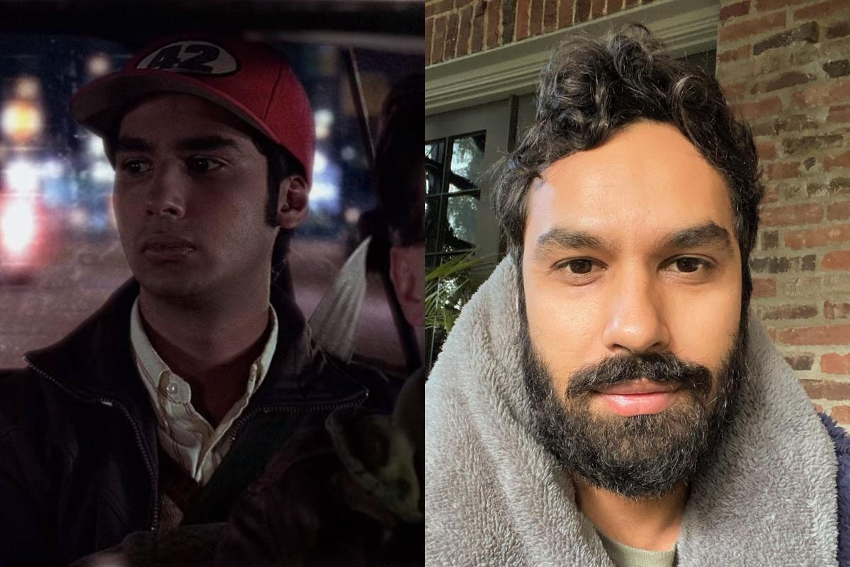 El cambio físico de Kunal Nayyar, Raj en 'The Big Bang Theory'