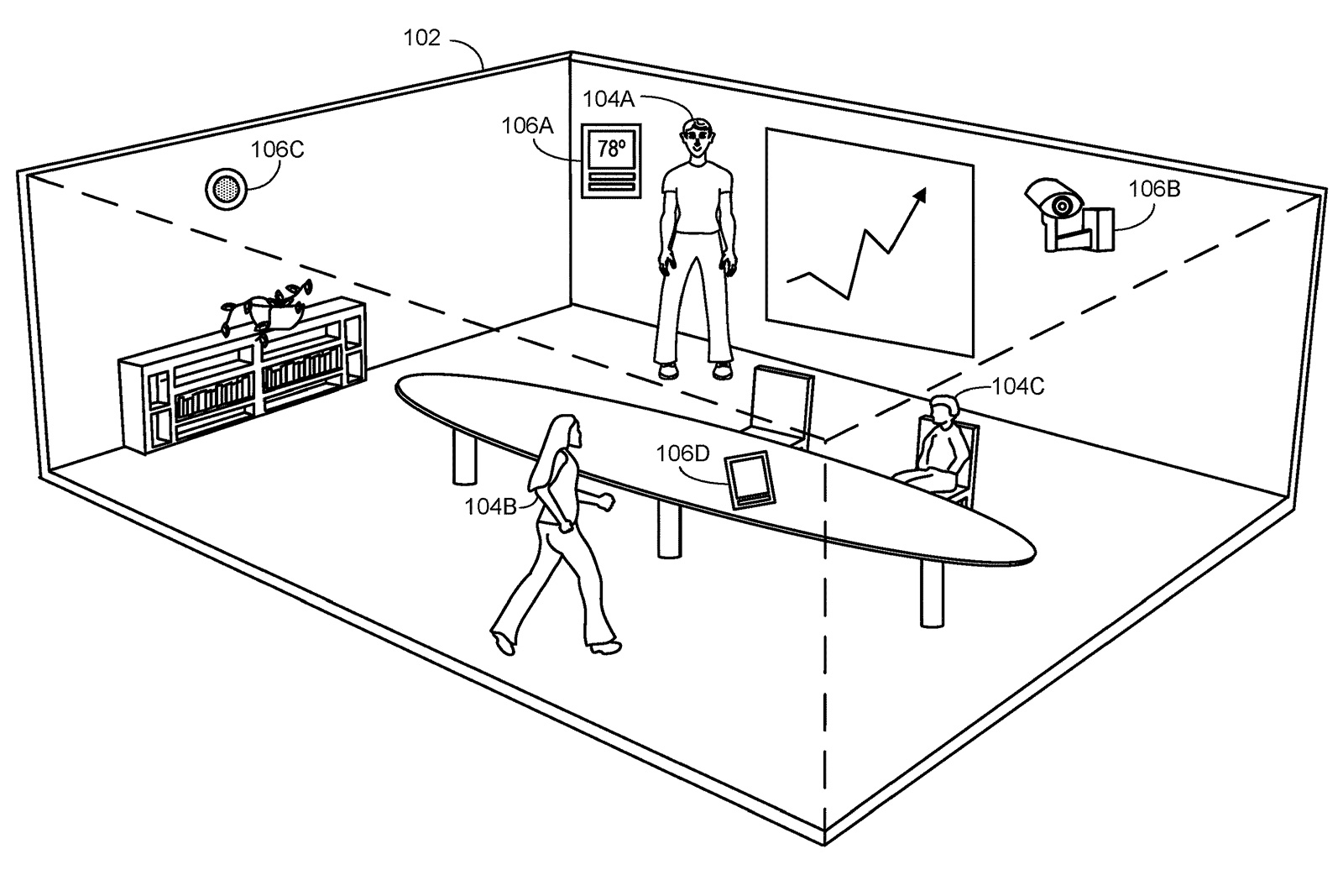 Microsoft envisions 'scoring' meetings based on body language