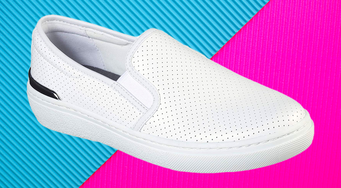 Podiatrists and nurses adore these Skechers with memory foam soles—on sale for just $19 today!