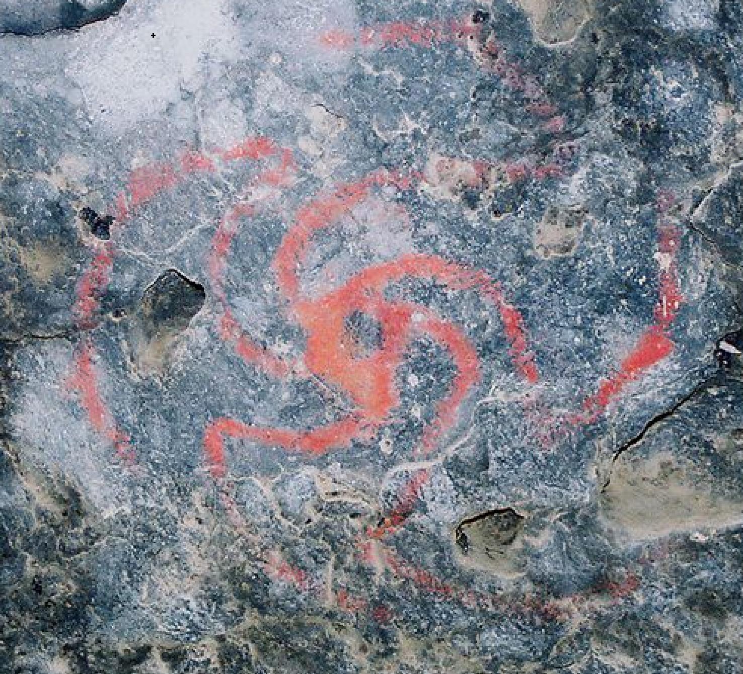 Ancient rock art shows prehistoric people 'used hallucinogenic drugs'