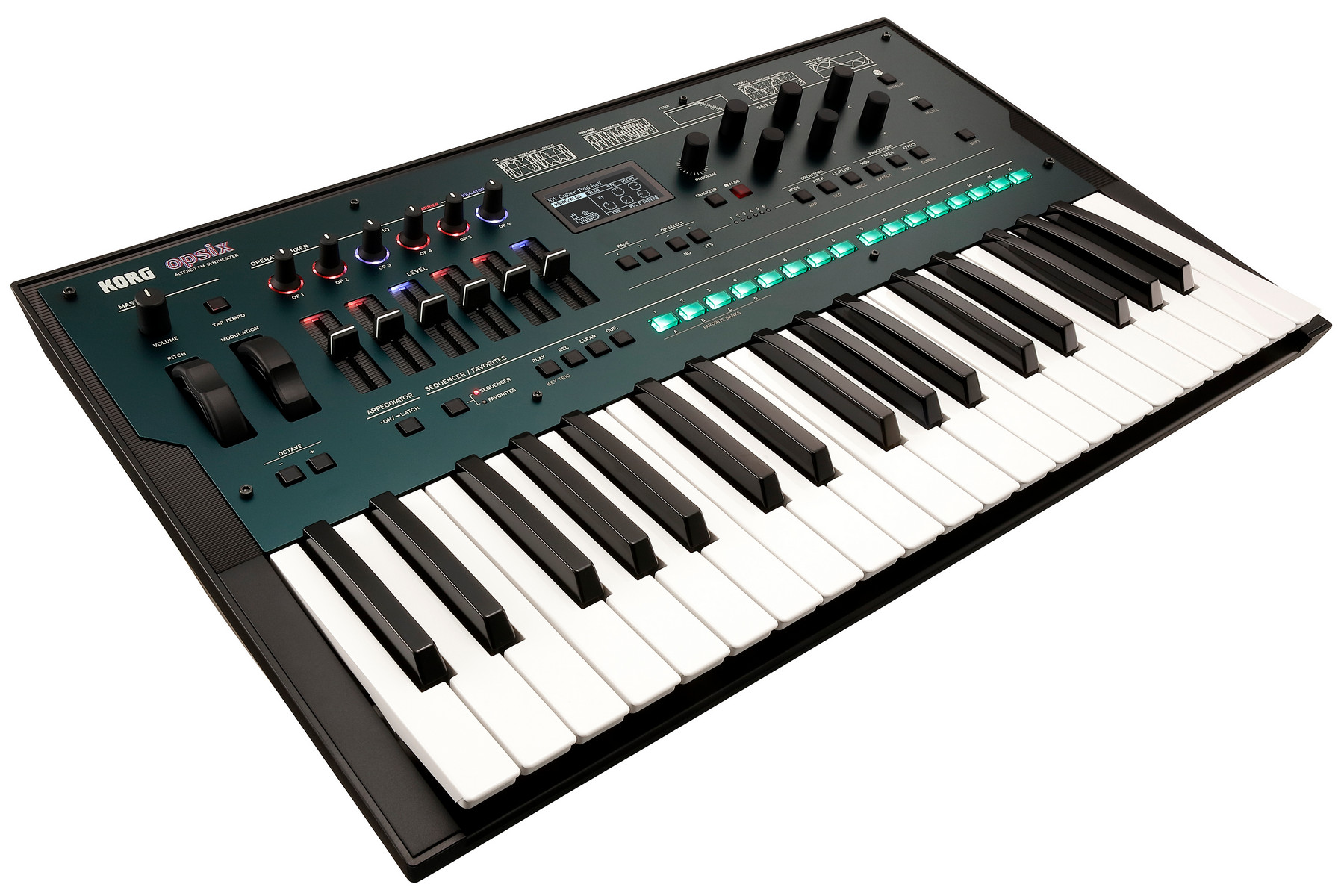Korg S Opsix Is An Approachable Hands On Fm Synth Engadget