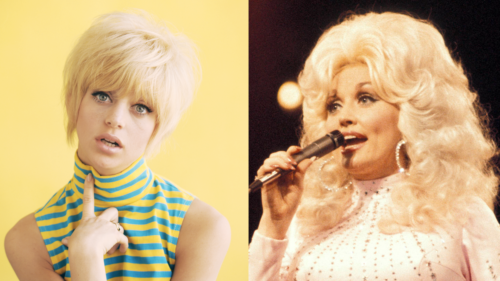 Goldie Hawn still confused over compliments from Elvis and Dolly Parton: 'I wonder if I look weird?' - Yahoo Entertainment