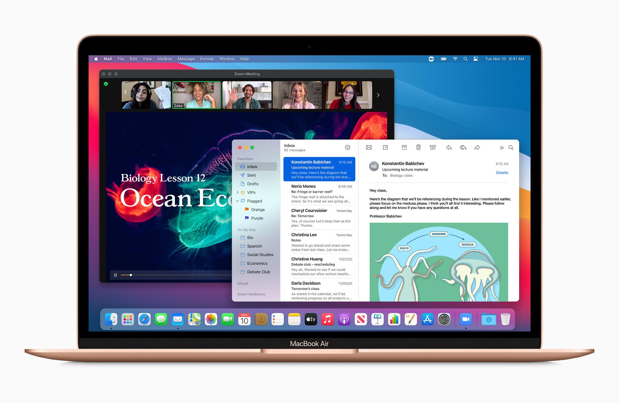 MacBook Air M1 image