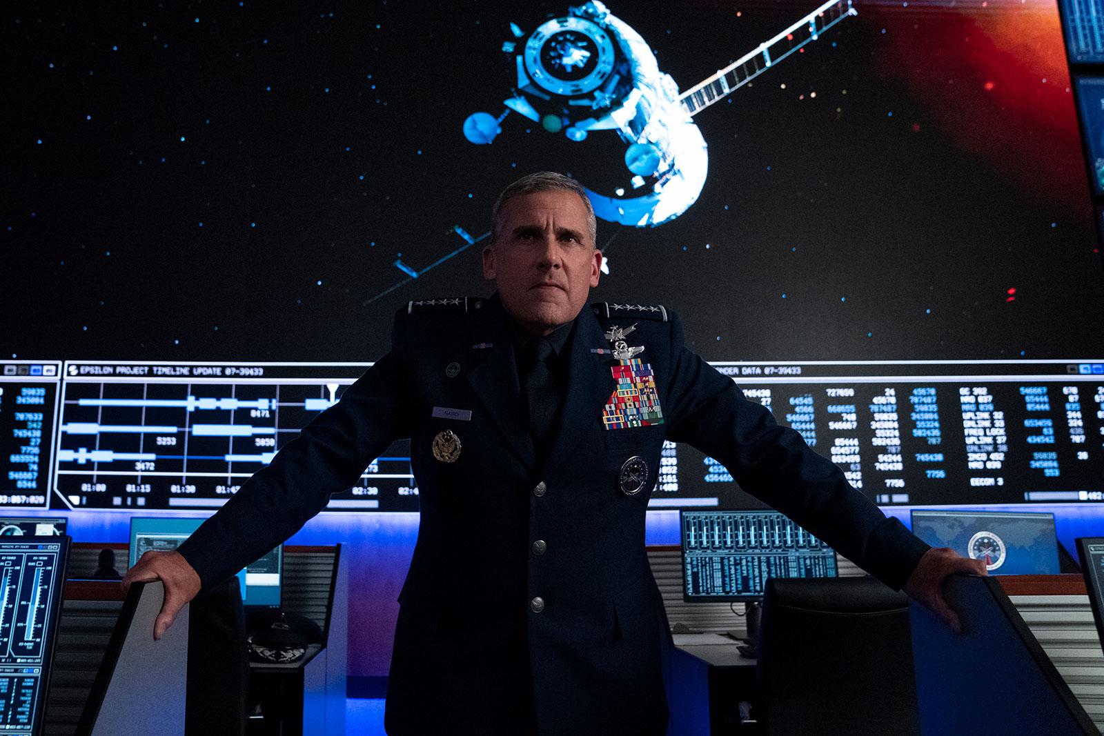 Netflix orders 'Space Force' season 2 at an awkward moment