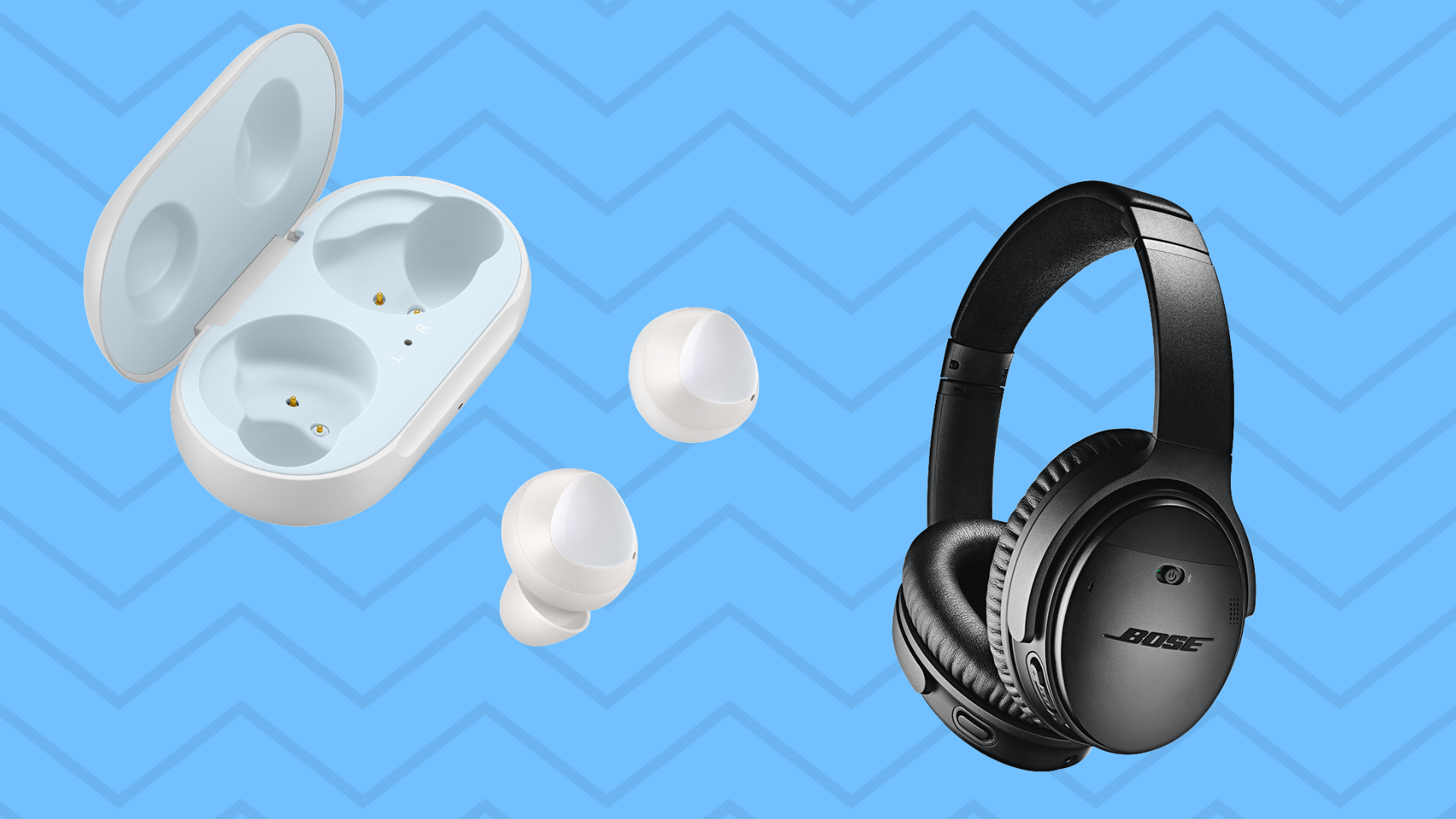 Listen up! Walmart's extended Black Friday deals on headphones are still bonkers— prices start at just $17
